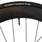 VeloElite 60mm carbon wheels