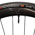 VeloElite Gravel Carbon Wheels