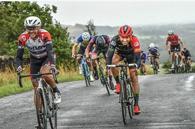 oy Chamberlain cycling Coach RideRevolution